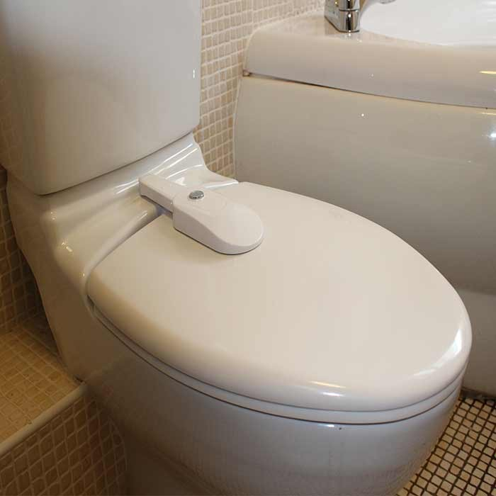 Pleasant Toilet Seat Lock Alphanode Cool Chair Designs And Ideas Alphanodeonline