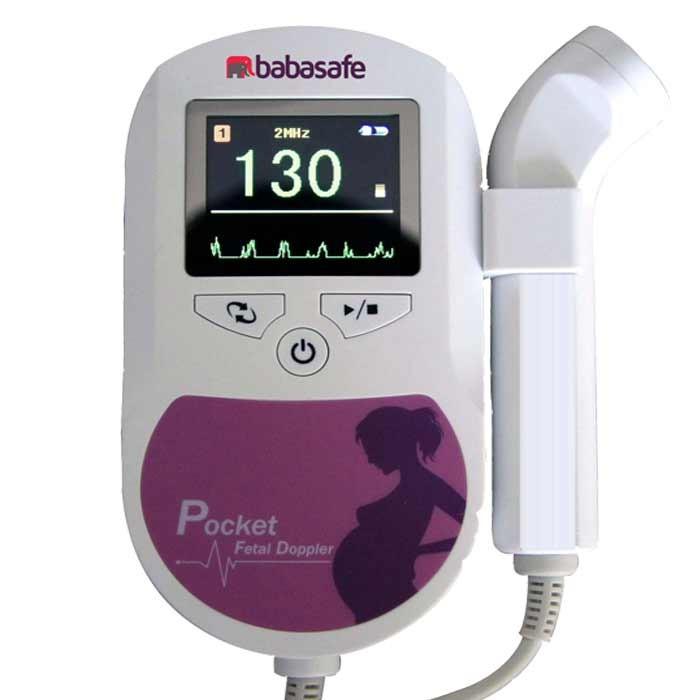 fetal doppler from babasafe uk big savings. Black Bedroom Furniture Sets. Home Design Ideas